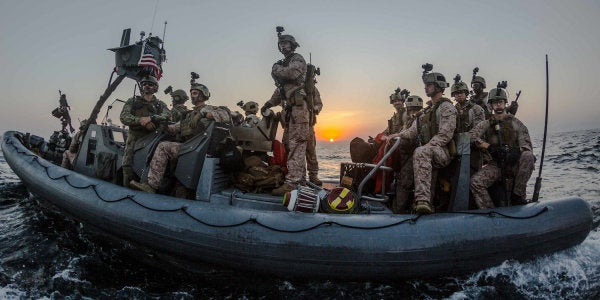 Check Out The Marine Corps' Brand New 'Battles Won' Ad Campaign