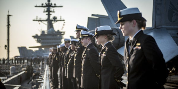 How We Changed The Negative Perception Of Female Sailors In My Unit