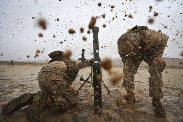 The Marine Corps Isn't Promising War To Potential Recruits Anymore