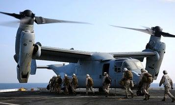 The V-22's Combat Comeback