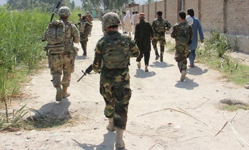 3 US Troops Shot And Wounded In Afghanistan 'Insider Attack'