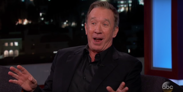 Tim Allen Says Being Conservative In Hollywood Is Like Living In 1930s Germany