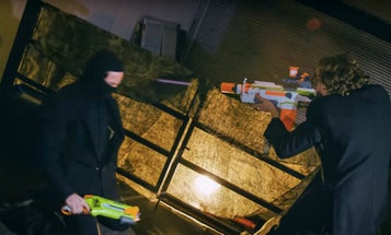 'John Wick' With Nothing But Nerf Guns Is The Best 'John Wick' Of All