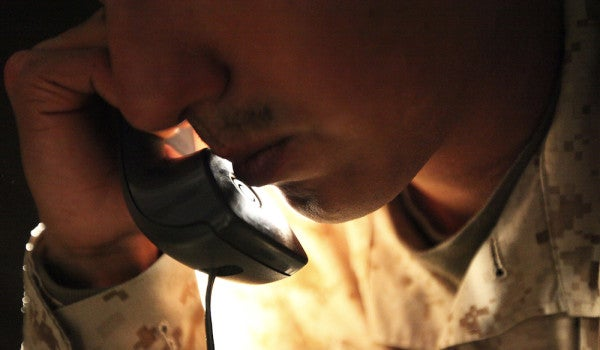 VA Suicide Hotline Is Riddled With Problems, Report Says