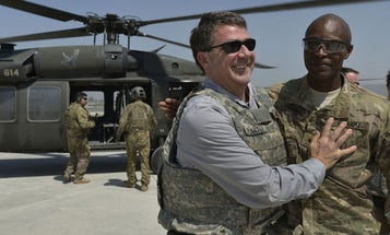 General Fired For Partying At Strip Clubs On DoD's Dime Keeps His Clearance