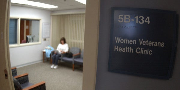 Lawmakers Want To Give Female Veterans Improved Access To Health Care