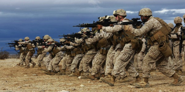 One Chart Shows Where US Troops Are Deployed Across The Planet