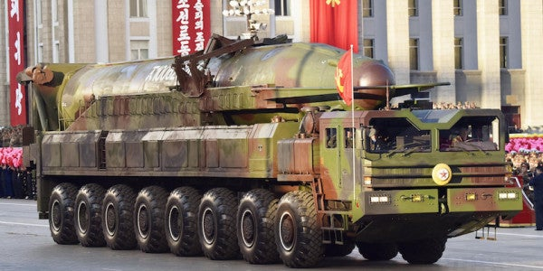 Here's The Real Deal With North Korea's Missile-Strike Capabilities