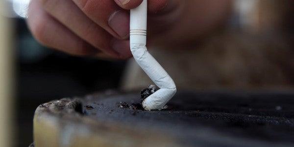 This Lawmaker Wants To Ban Smoking At VA Facilities