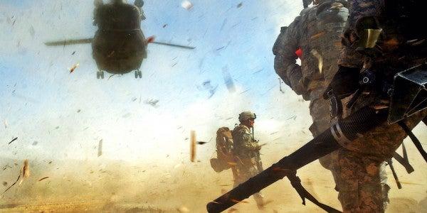 US Troops Lead 'Daring' Air Assault 'Behind Enemy Lines' On Road To Raqqa