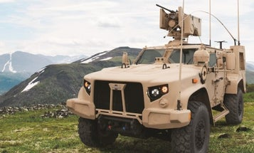 Army May Have to Buy More JLTVs to Replace Humvees