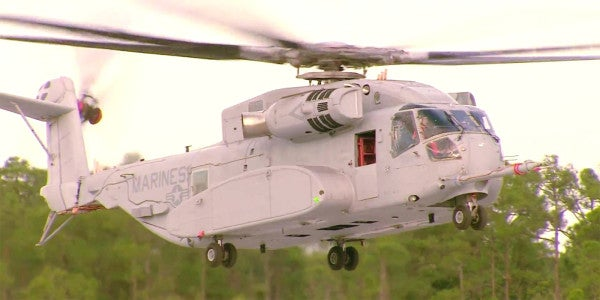 The Marines' New Heavy-Lift Helicopter May Be Worth Every Penny