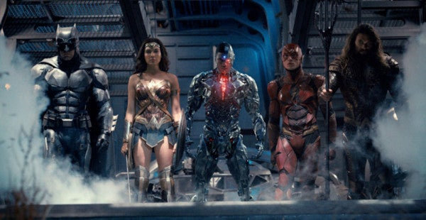 The Brand New 'Justice League' Trailer Is Full of Super-Powered Ass-Kicking