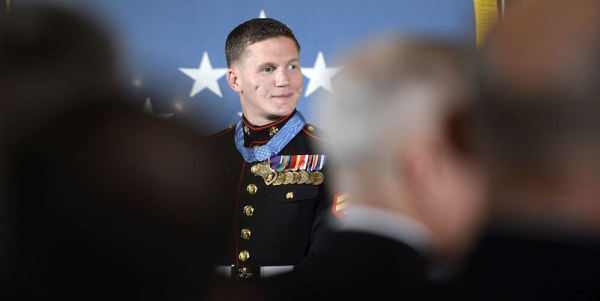 Here's How You're Told By The President You've Been Awarded The Medal Of Honor