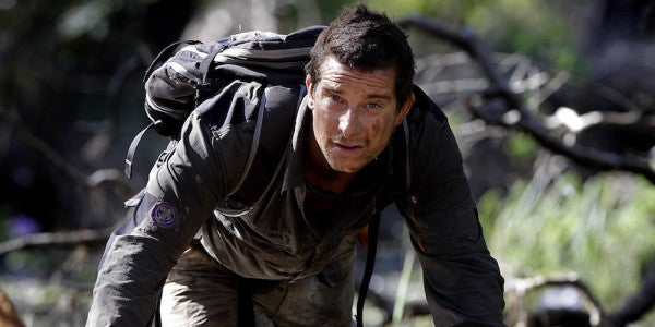Professional Adventurer Bear Grylls Explains His One Trick To Conquering Fear
