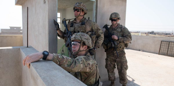 DoD Says Rules Of Engagement Haven't Changed, Despite Being 'Adjusted' Last Month