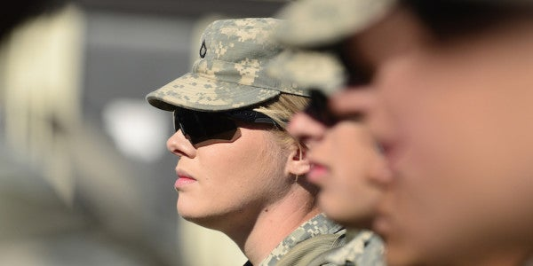 The Military's Favorite Uniform Supplier Is Dropping A Major Update For Women