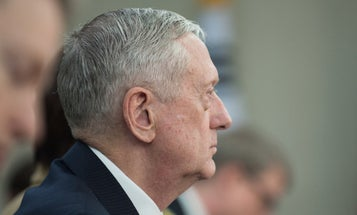 Mattis Had The Perfect Response When Asked About Bombing Iraqi Civilians