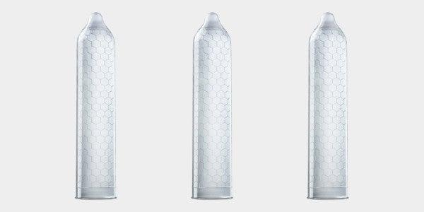 Finally, The Futuristic Condom You Never Knew You Needed