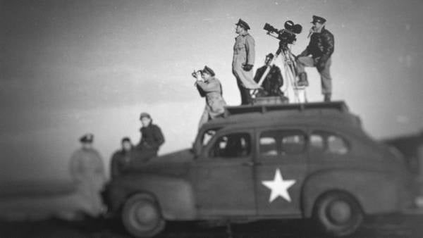 New Documentary Captures How Hollywood Directors Helped Win World War II