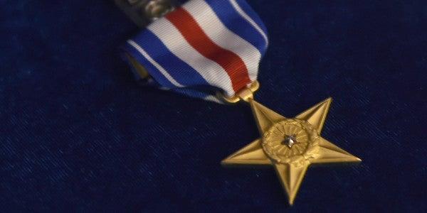 Airman Will Receive Silver Star For Valor During Battle To Retake Kunduz