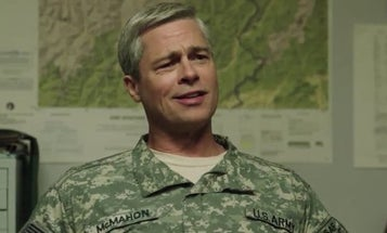 Brad Pitt Is Here To Save Afghanistan In The First Full Trailer For Netflix's 'War Machine'