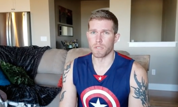 This Marine Almost Died. 8 Months Later, He Conquered A 50-Mile Race