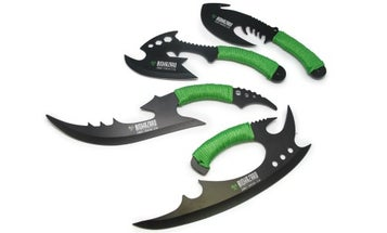 These Savage Blades Were Forged For A Zombie Apocalypse