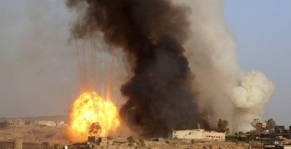 The Pentagon Is Raining Hellfire Down Upon Al Qaeda In Yemen