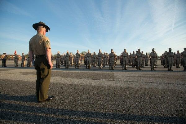 Corps Won't Make Actions Against Some Parris Island Personnel Public