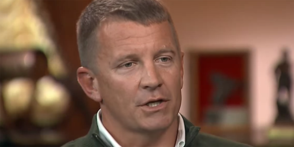 Of Course Blackwater's Founder Is Involved In The Trump-Russia Probe Now