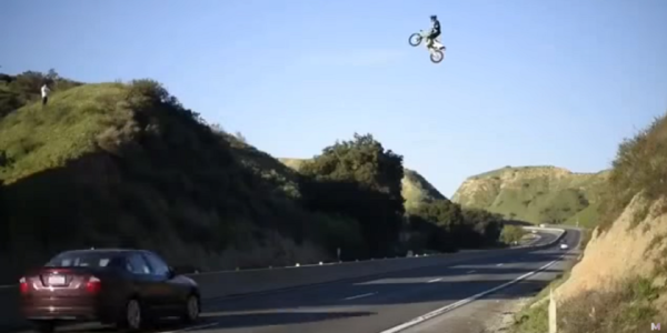 Motorcyclist Who Went Viral Ends Up In Critical Condition After His Latest Stunt