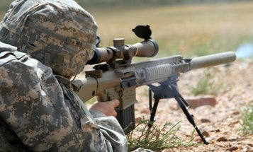 The Army Is Considering A Temporary Upgrade In Rifle Calibers