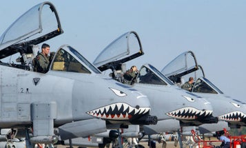 This Is The Best Description of the A-10 Warthog We've Ever Heard