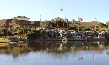 There's A Secret Hideaway In The Heart Of Disney World Just For The Military