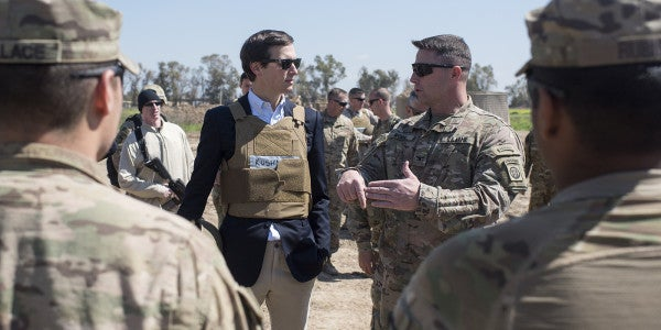 Jared Goes To Iraq! A Picture Story