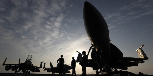 It Sure Looks A Lot Like The US Is Gearing Up To Hit Syria Hard