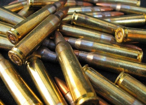 F**k Flowers. Give Your Loved One A Bouquet Of Bullets