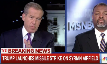 The War In Syria, As Told By Brian Williams