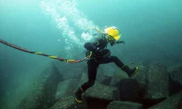 Confessions Of A Navy Diver