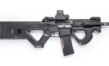 Check Out This Futuristic New Stock For Your AR-15