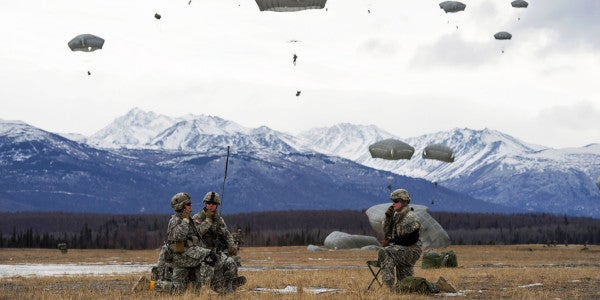 Airborne Unit In Alaska Tapped For Afghanistan Deployment