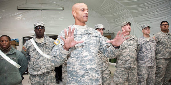 Army Reserve General Dies After Collapsing At Fort Bragg