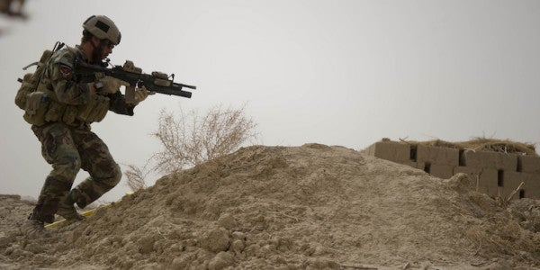 American Troops Helped Repel Brazen ISIS Assault On Joint Base In Syria
