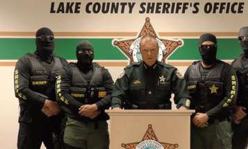 Somebody Teach These Cops How Not To Look Like ISIS In Their Anti-Drug Video