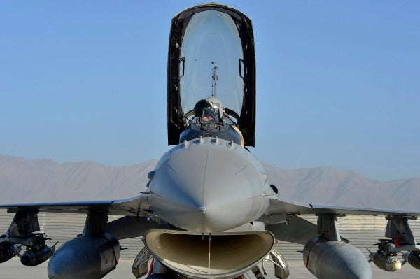 Air Force Leaders Are Considering Stop-Loss As A Way To Retain Pilots