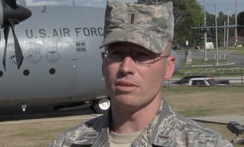 Airman Uses Concealed-Carry Gun To Stop Knife Attack And Save A Life