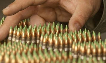 One Killed In Explosion At Missouri Army Ammunition Plant