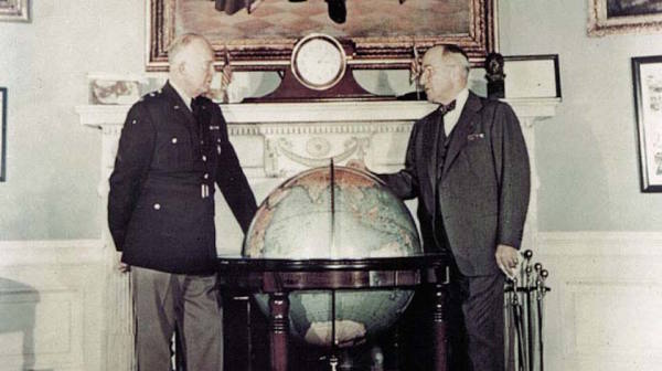 Every President Since Teddy Roosevelt Has Owned One Of These Navy Clocks