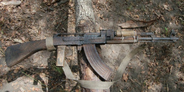 Watch This Compelling Proof That AK-47s Are Indestructible